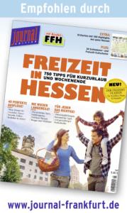 Empfohlen durch Freizeit in Hessen