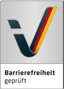 zertifiziert nach dem Kennzeichnungssystem Reisen für Alle