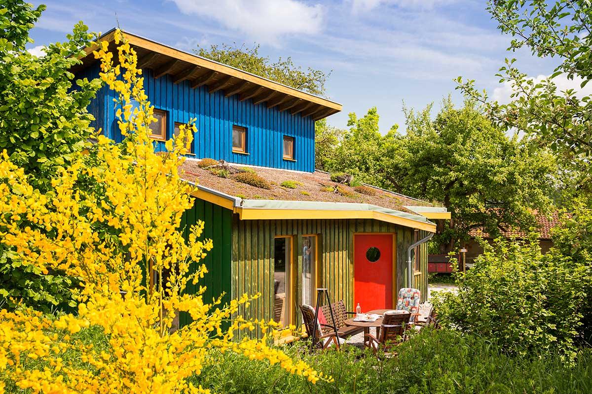 Haus Grünspecht