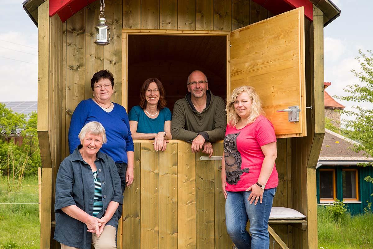 Team Ferienhaus Schöneweiß