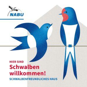 NABU Schwalbenfreundliches Haus