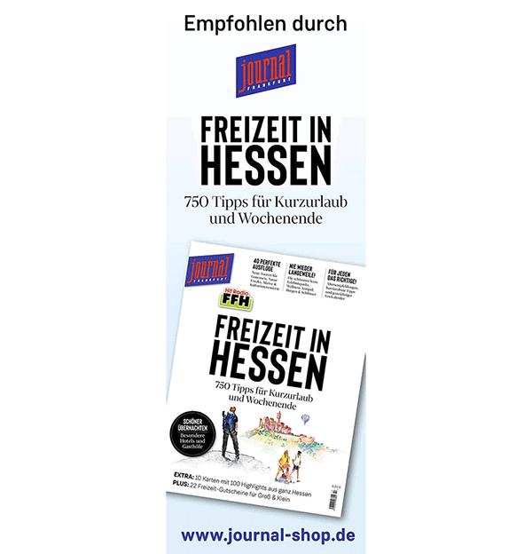 Empfohlen durch Freizeit in Hessen - FFH